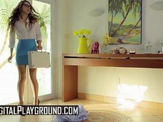 (Sofie Reyez, Gabriela Lopez) - Licking His Mistress - Digital Playground