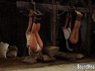 Slave Huntress II: New Girl In Bondage