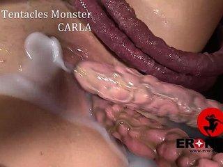 The Tentacles Monster Carla Crouz